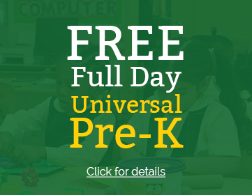 FREE Full Day Universal Pre-K