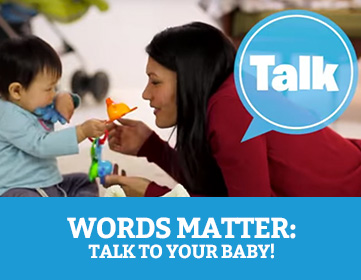 Talk - Words Matter